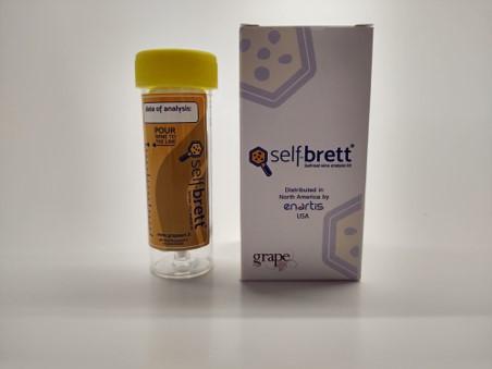 Self-Brett brandizzato per Enartis